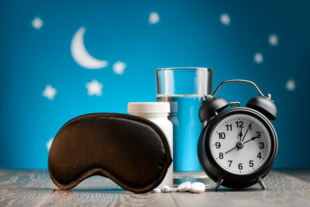 Melatotina aiuta a dormire